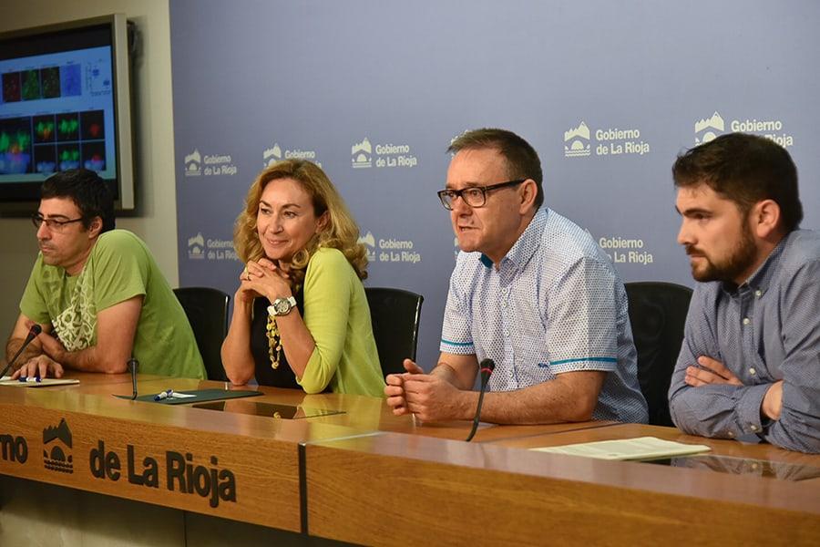 Científicos del Centro de Investigación Biomédica de La Rioja