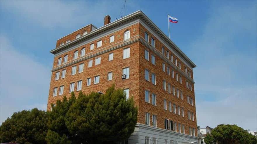 Consulado de Rusia en San Francisco (EEUU)