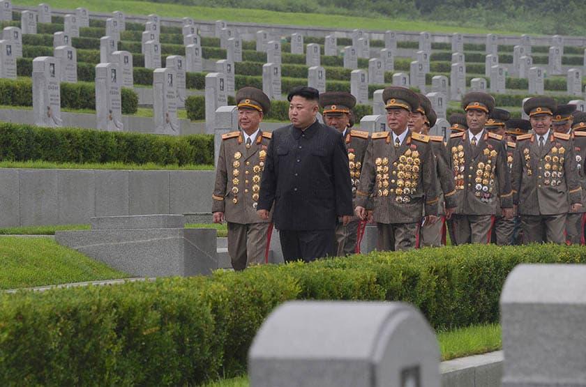 Corea del Norte ha amenazado este lunes a EEUU.