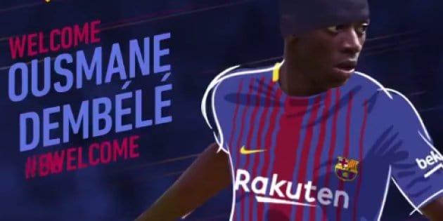 Ousmane Dembélé - Barcelona
