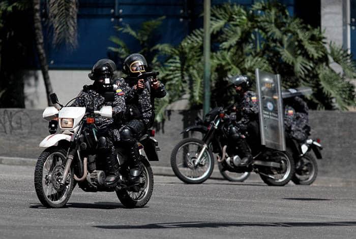 Violaciones de derechos humanos en Venezuela.