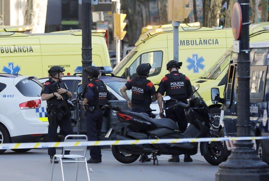 Policias - Barcelona