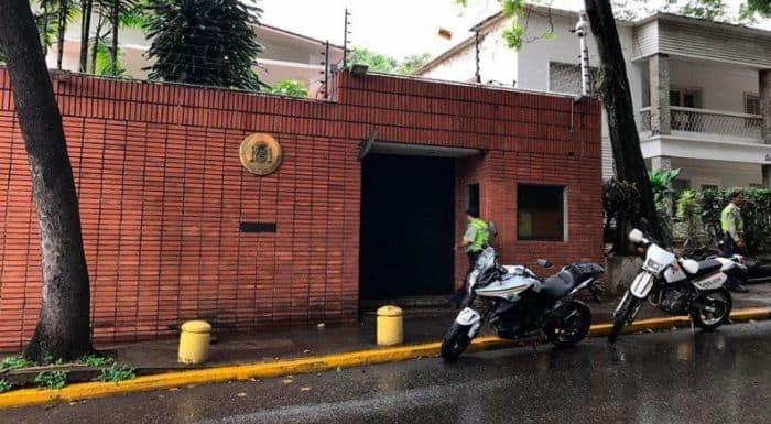 Embajada de España en Caracas