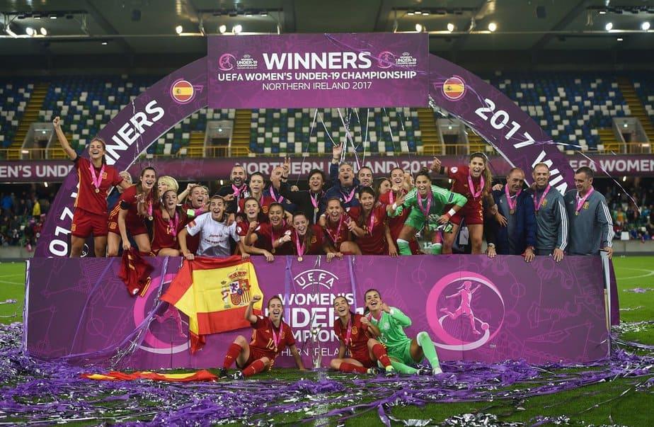 Selección Española Fútbol Femenino Sub-19