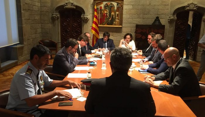 Generalitat de Cataluña - Barcelona