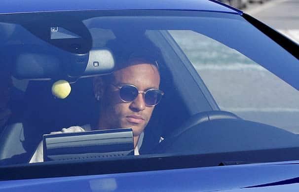La Liga no ha aceptado la cláusula de Neymar.