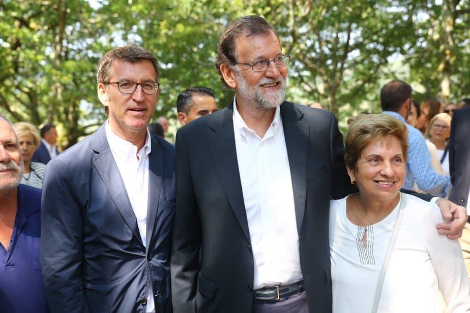 Mariano Rajoy inició en Galicia el nuevo curso político
