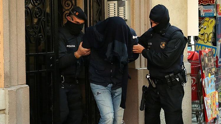Prisión para uno de los detenidos por los atentados de Barcelona.