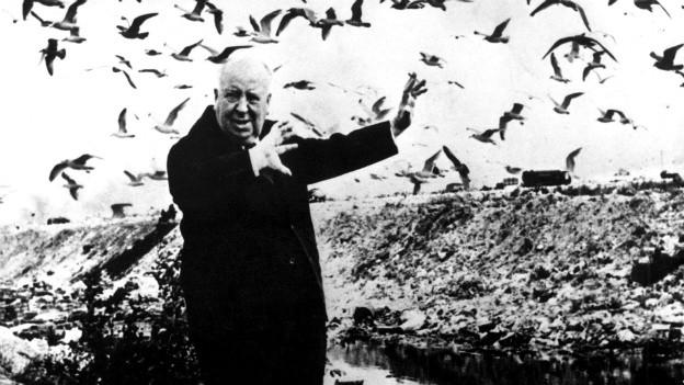 Alfred Hitchcock - Los Pajaros
