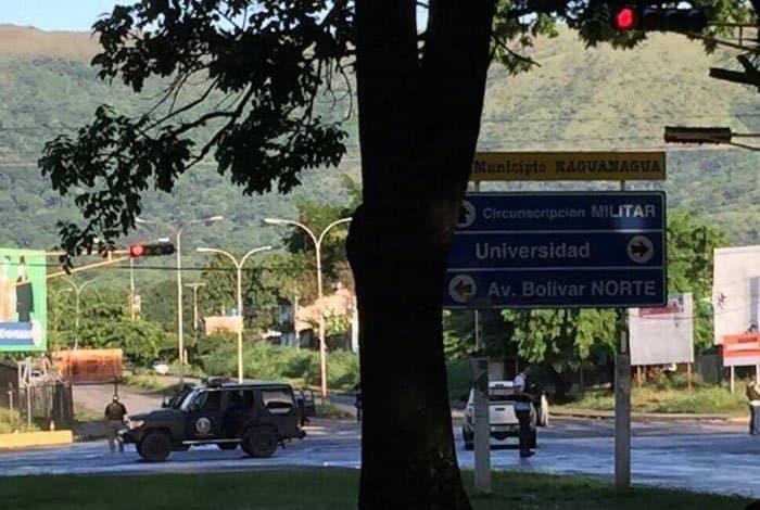 Fuerte Paramacay - Venezuela