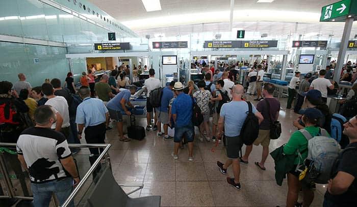 La Guardia Civil incrementará su presencia en El Prat.