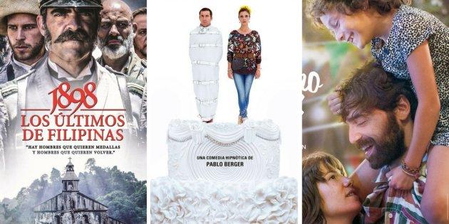 Precandidatas de España a los Oscar