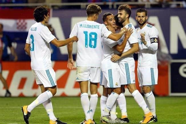 Real Madrid - EEUU