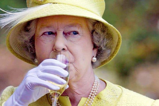 Reina Isabel II - Cóctel