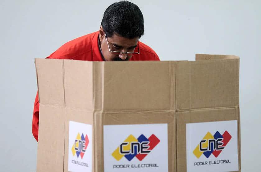 EEUU impondrá nuevas sanciones contra el equipo de Nicolás Maduro.