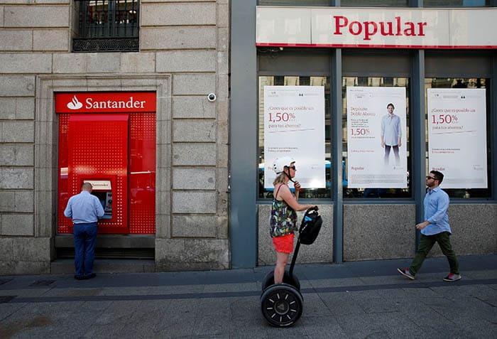 Santander ha vendido el 51% del negocio inmobiliario del Popular.