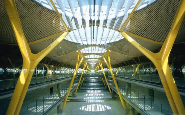 Terminal - Aeropuerto de Barajas