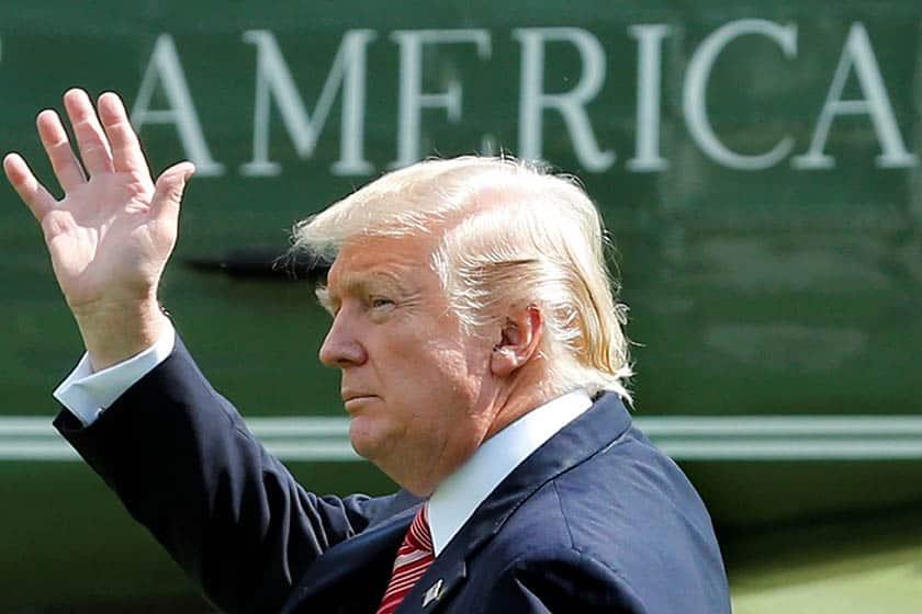Trump está abierto a un diálogo con Corea del Norte