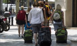 Turismo en Cataluña.