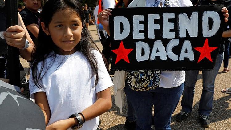 El Plan DACA no podrá ser eliminado...por ahora