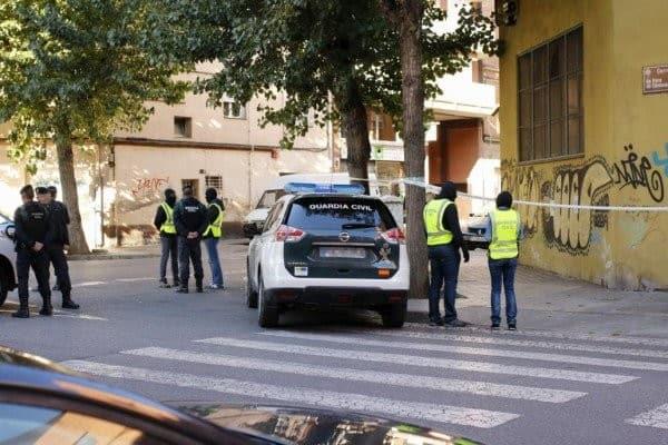 Vinaroz. El detenido es un hombre de 24 años, origen marroquí y residente en España.