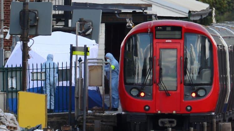 Detenido un sexto sospechoso del atentado de Londres