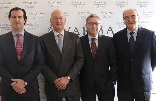 Varma celebra su 75 aniversario manteniendo su carácter familiar e independiente