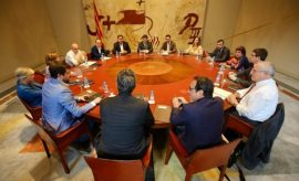 Multa El Govern cesa al número dos de Junqueras para evitar la multa
