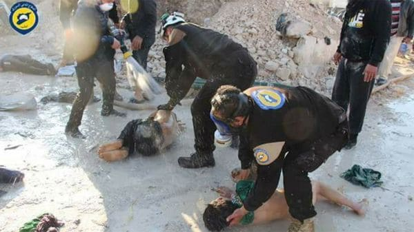 Sarín La Comisión de Investigación de Naciones Unidas emite su décimo cuarto informe sobre violaciones de derechos humanos y crímenes de guerra en Siria.