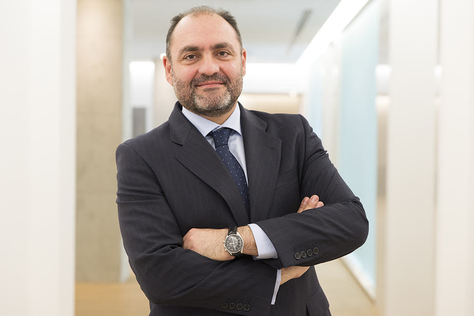 Pablo Colio, nuevo consejero delegado de FCC.