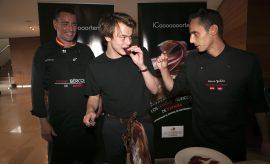 Jamón Papel estelar del jamon iberico en el festival de san sebastian