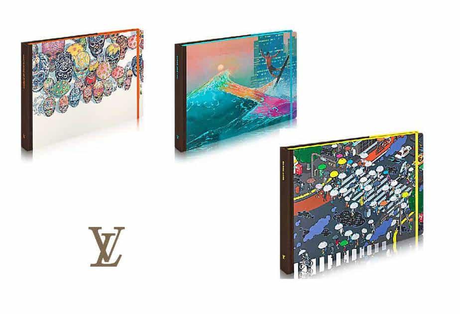 Libros Louis Vuitton