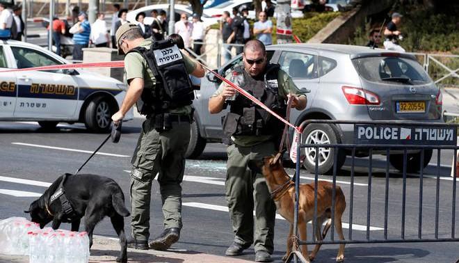 Cisjordania El asaltante fue abatido tras disparar contra los policías a primera hora de la mañana