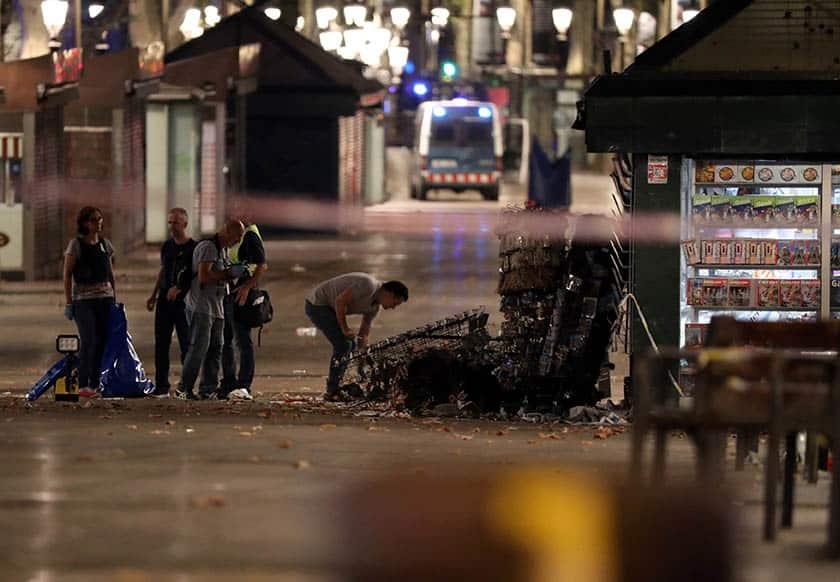 La lucha antiyihadista tras los atentados de Barcelona.