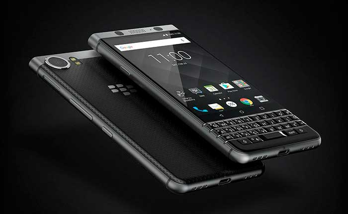 Palm y Blackberry