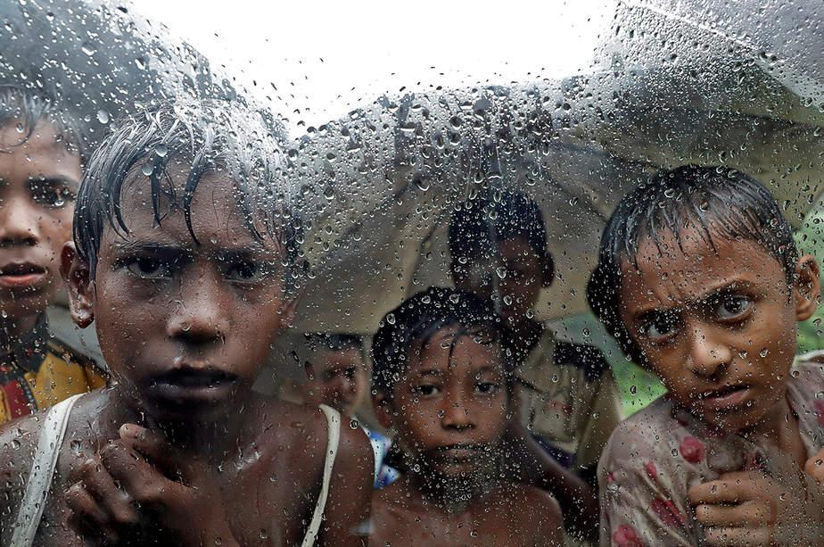 Más de la mitad de los refugiados del mundo son niños