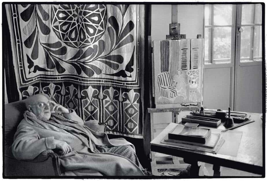Pintor Henri Matisse
