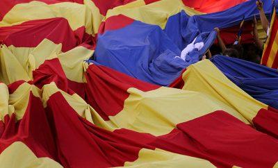 Los empresarios advierten de los riesgos de la independencia catalana.