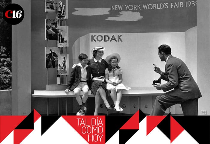 Efemérides 4 de septiembre - Kodak