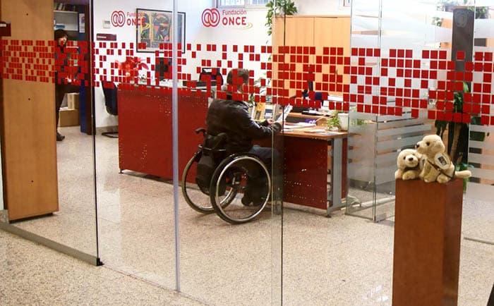 Ayudas de la ONCE para jóvenes con discapacidad.