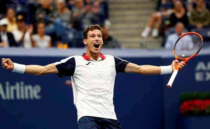 Pablo Carreño, a la semifinal del US Open
