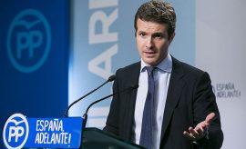 El PP llevará al Parlament el debate sobre la elección del castellano en Cataluña