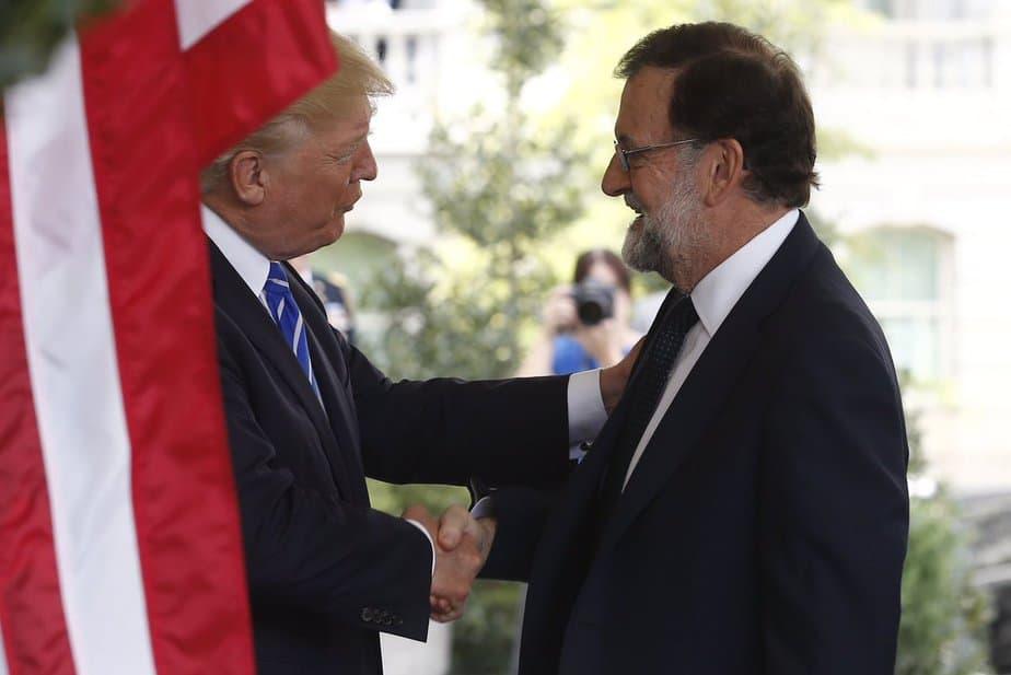 EEUU - Donald Trump - Mariano Rajoy