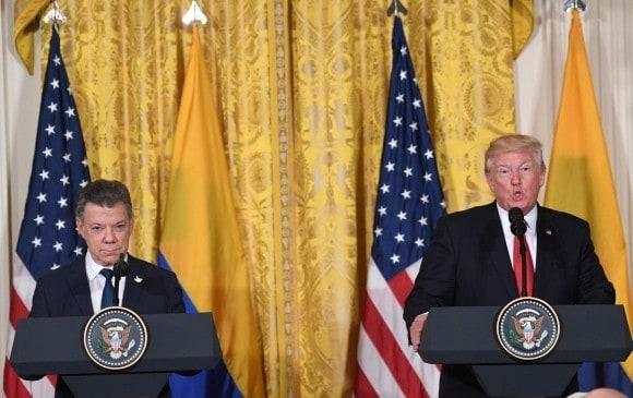 Las relaciones entre Colombia y EEUU podrían empeorar.
