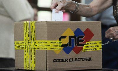 Posponen las presidenciales en Venezuela para mayo