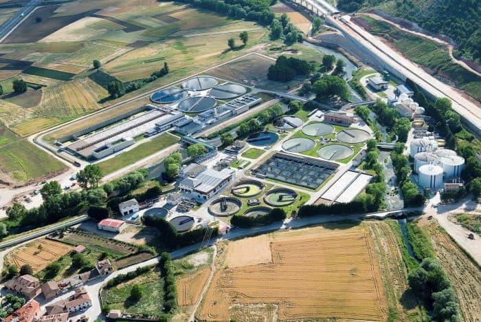 Aqualia, elegida para gestionar la nueva depuradora de Burgos