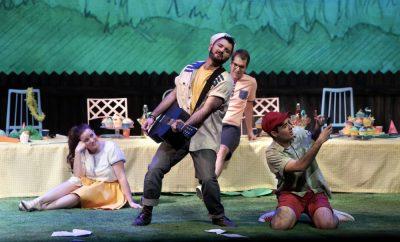 Dido y Eneas Teatro Real