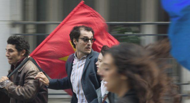 Entrevista a Michel Hazanavicius.
