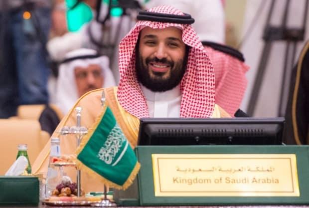 OPEP quiere controlar el precio del crudo. Mohammed Bin Salman, principe heredero de Arabia Saudí