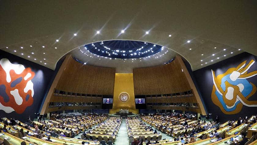 Venezuela pierde por impago su derecho a voto en la ONU